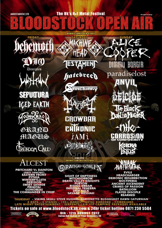 Bloodstock advert